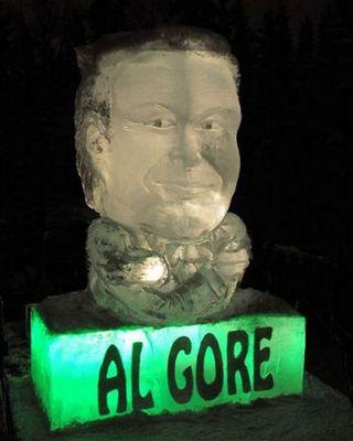 Frozen Al Gore