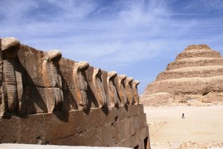 Step Pyramid Cobras
