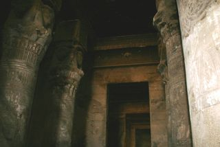 Hathor Audience Room