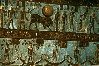 Hathor Ceiling