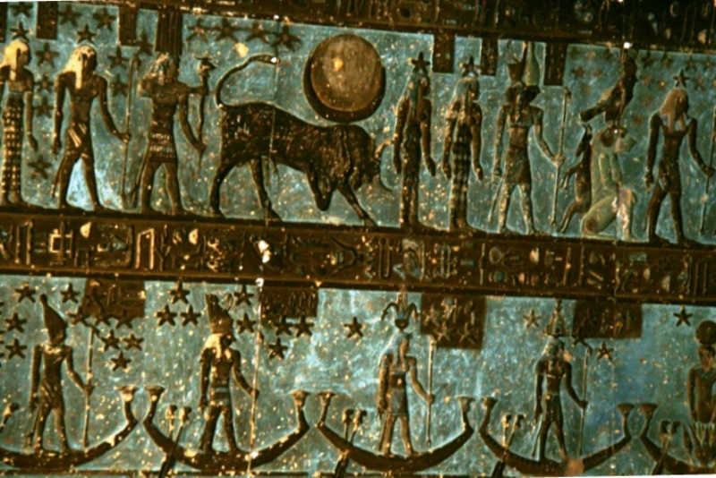 Hathor Ceiling