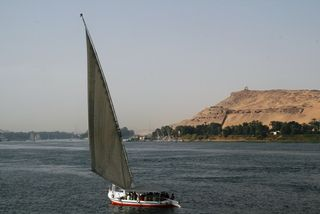 Nile Tourist Sail