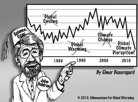 GlobalClimateDisruption