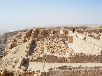 Masada_ruins_2
